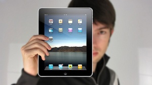 The Levin Library will be renting out iPads to students, faculty and staff starting next semester. // COURTESY PHOTO //