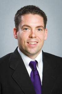 Curry's new hockey coach T.J. Manastersky has his eyes set on a national championship. // COURTESY PHOTO //