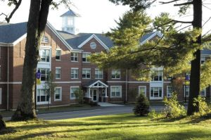 South Campus Residence Hall (SCRH).