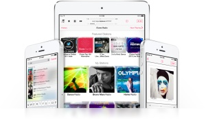 Apple's iTunes Radio is among the newer music streaming systems on the market.