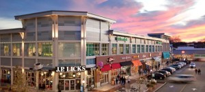 Legacy Place in Dedham offers good food options, shopping, a movie theater and a bowling alley/bar.