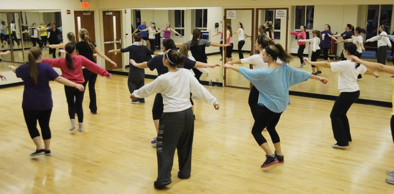 A 'Thrilling' DanceClass