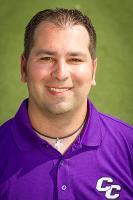 Men's soccer coach Pete Mendel