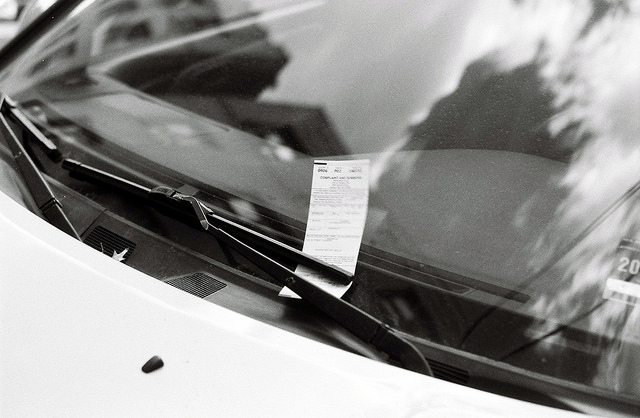 Parking Fines Have Students Fuming