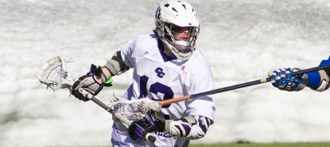 Men's Lax Looks for First HomeWin