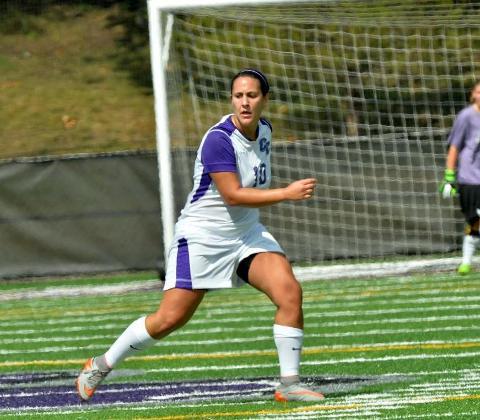 Women's Soccer Continues HotStreak