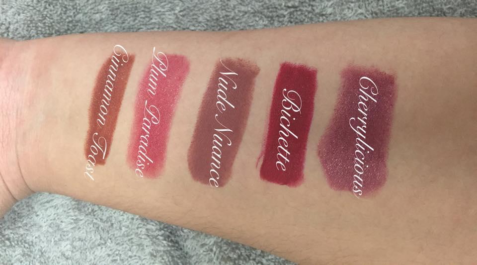Fun, Fall Lipsticks