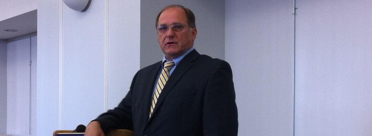 Congressman Mike Capuano Talks Politics