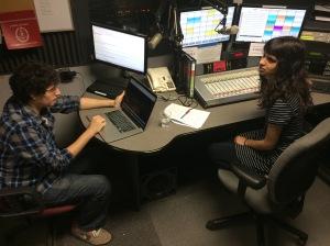 Matt Simonelli and Shelbi Chandler. // PHOTO COURTESY OF EMMA SULLIVAN