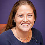 Director of Residence Life, Jen Maitino. // PHOTO COURTESY OF CURRY COLLEGE.