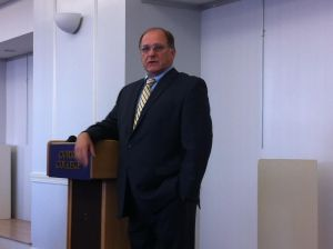 Congressman Mike Capuano. // PHOTO COURTESY OF JEFF LEMBERG
