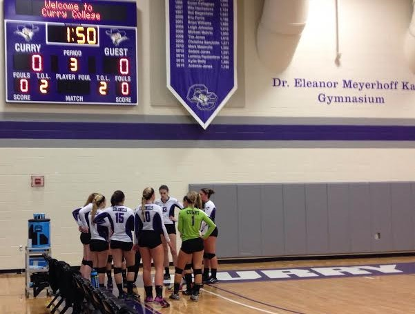 Volleyball Drops Home Opener to MountIda.