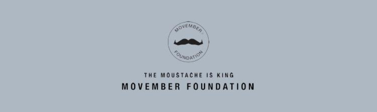Donate to the Movember Foundation to Change the Face of Men's Health