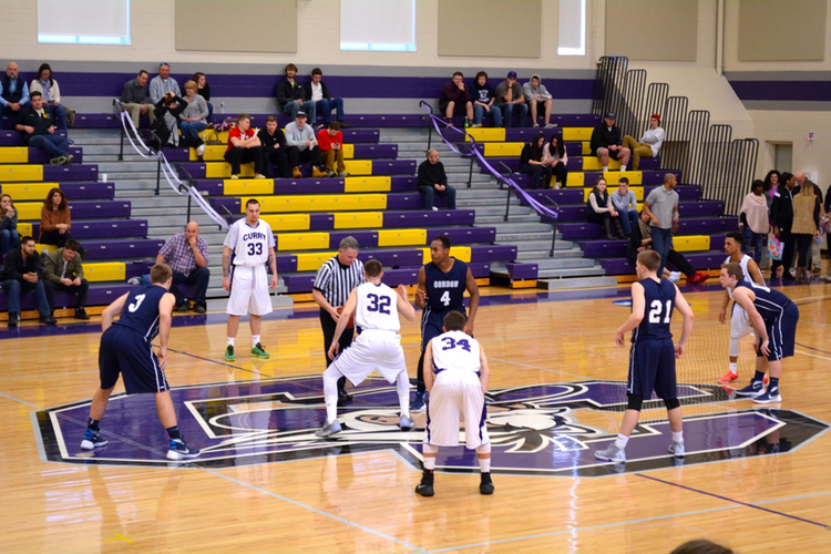 Men's Basketball falls to non-conference New England College