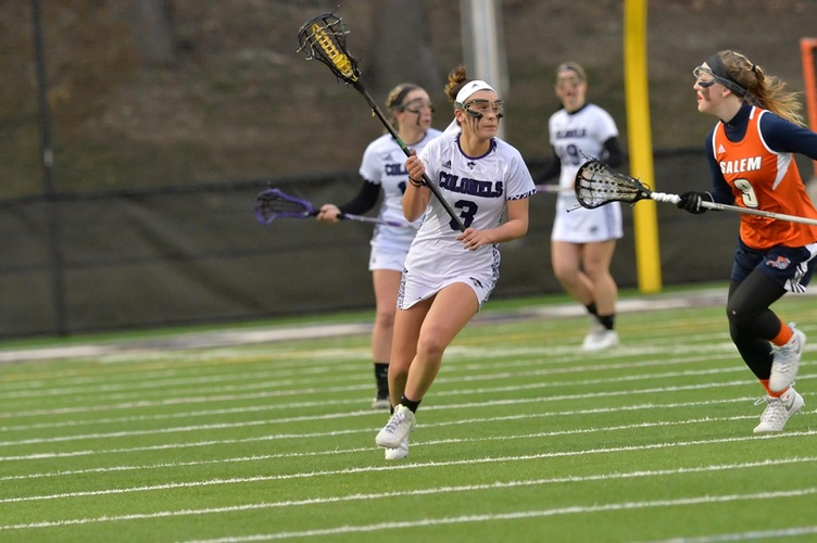 Women's Lacrosse Falls Just Short of Western New England in Conference Play