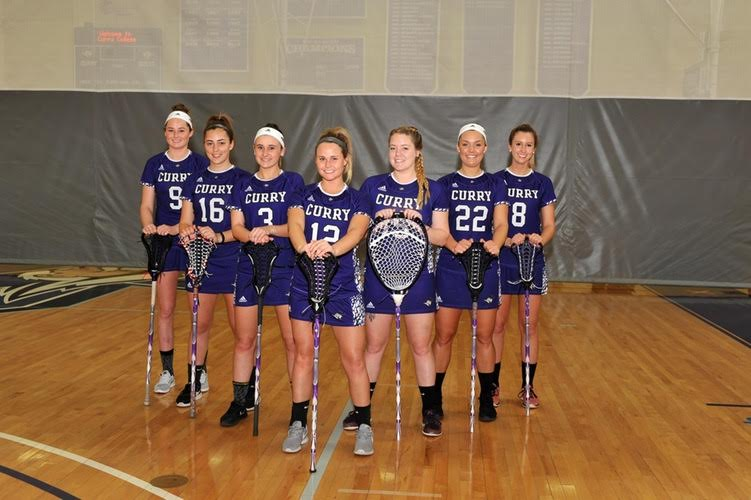 Parker Powers Women's Lacrosse to Conference Victory on SeniorDay