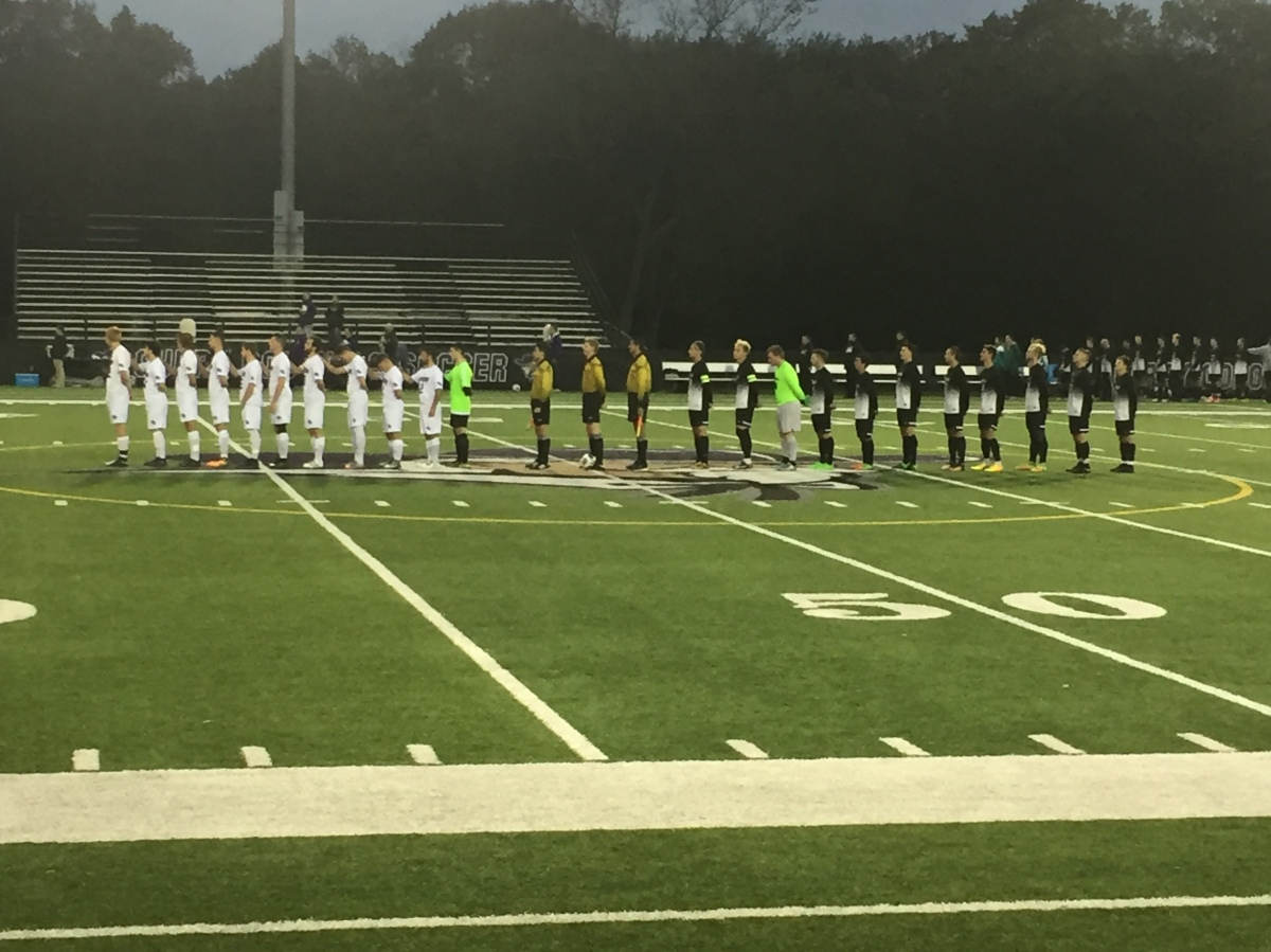 Men's Soccer Drops Game to Conference Foe NicholsCollege