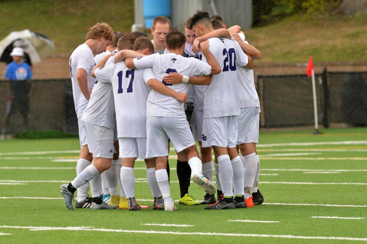 Men's Soccer Hopes to Improve with NewfoundDepth