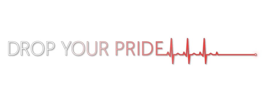 Drop your pride