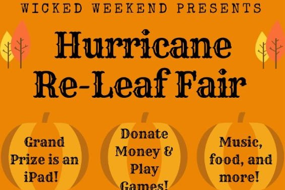 Hurricane Re-Leaf Fair set to Lend a Helping Hand to Victims