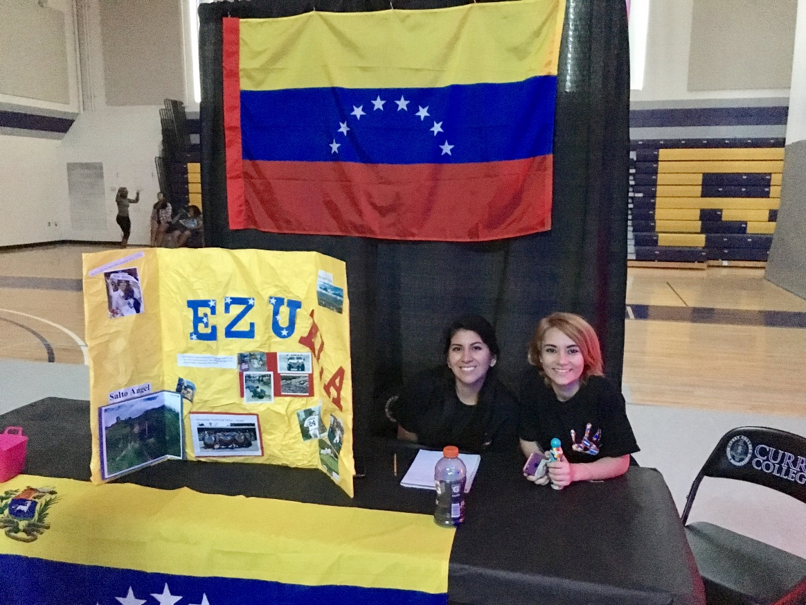 Latino Student Union Hosts 'Carnival del Barrio' for Curry Community