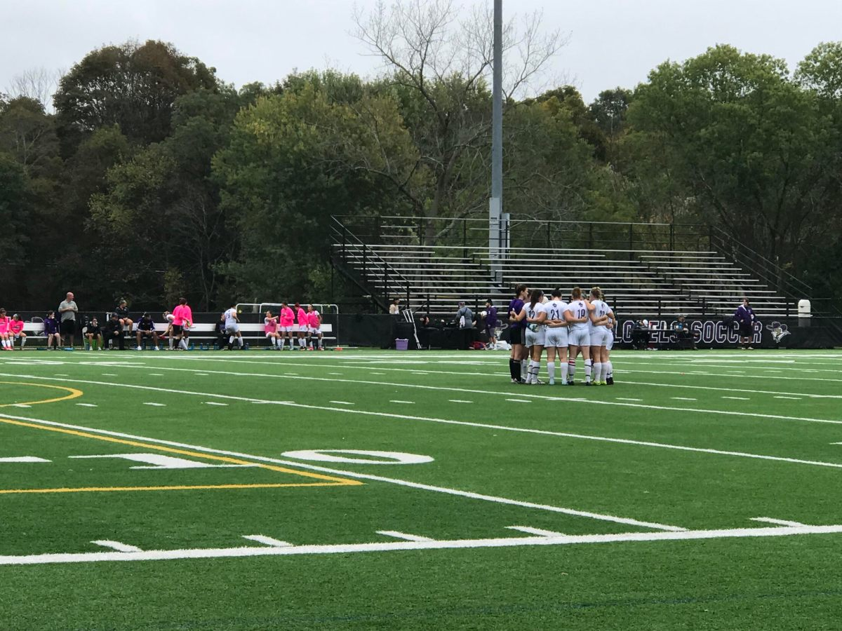 Women's Soccer Absorbs 4-0 Loss to First-Place Endicott
