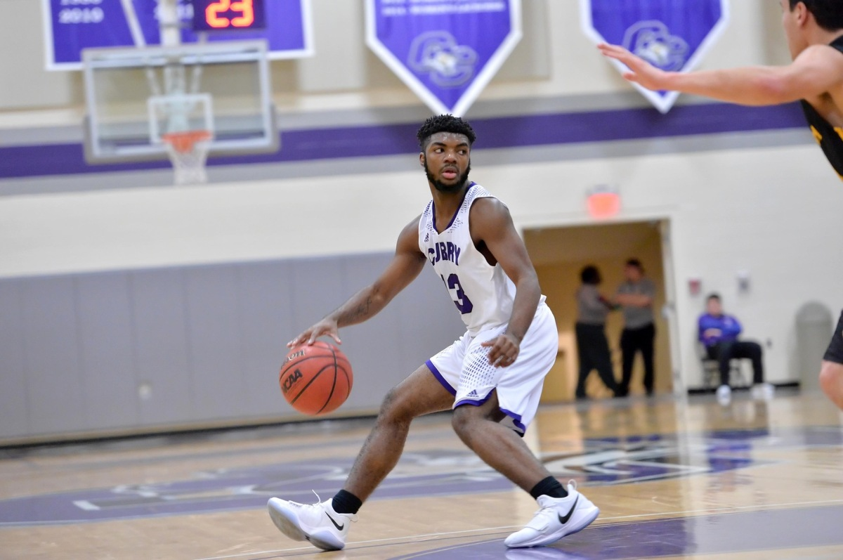 Men's Basketball Falls on Senior Night, 70-56