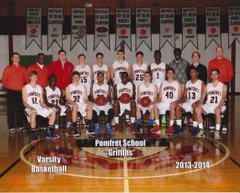Pomfret team