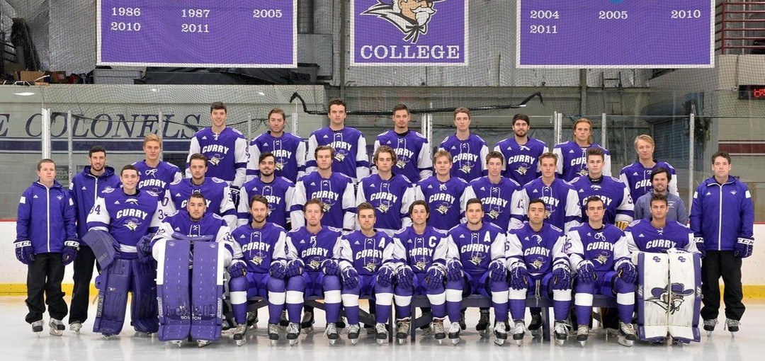 Colonels Hockey to Open Conference Play